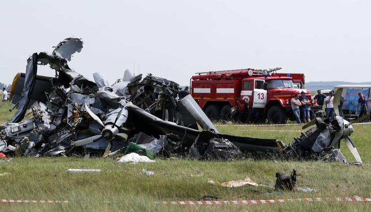 Фото №1 - Все авиакатастрофы в России, которые случились в проклятое лето 2021-го