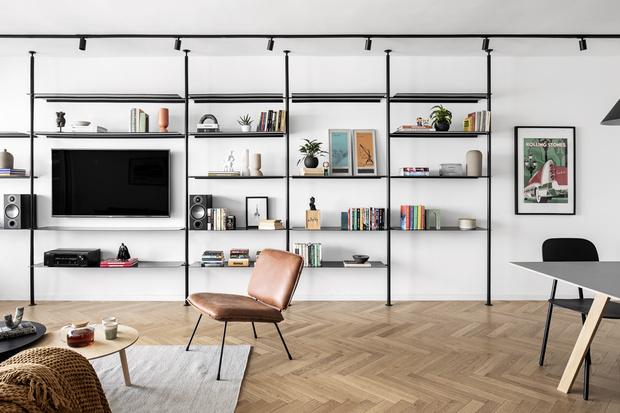 Фото №2 - Светлая квартира 100 м² для молодой семьи в Тель-Авиве