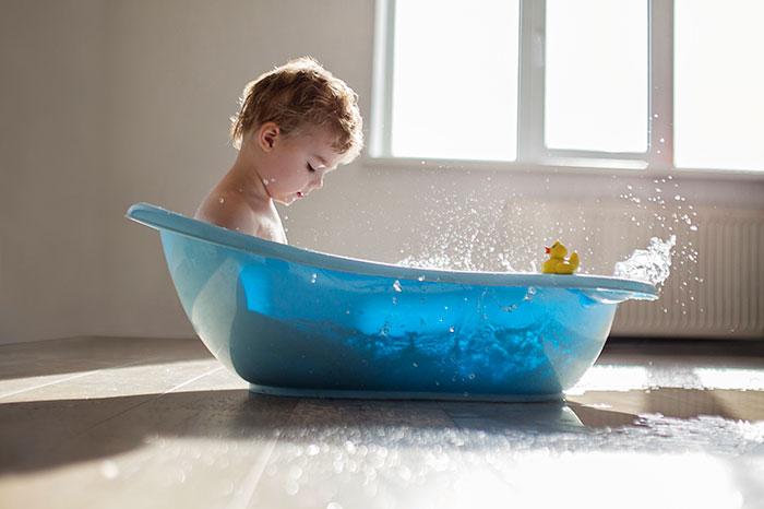 Фото №1 - Люблю ли я купаться? Фотоконкурс