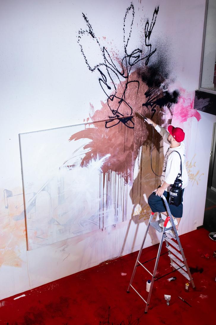 Фото №4 - Askeri Gallery и Casa Ricca представляют: арт-проект «Искусство в интерьере»