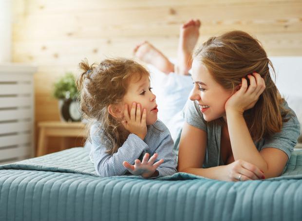 Фото №1 - 20 фраз, которые каждая мама должна сказать своему ребенку