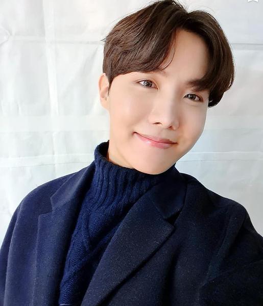 Фото №1 - J-Hope из BTS не боится трудностей славы— ему все нипочем ✨
