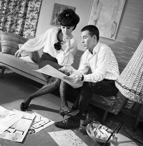Фото №3 - Когда наши женщины стали носить брюки, кто превратил Брежнева в дэнди: тайное закулисье советской моды