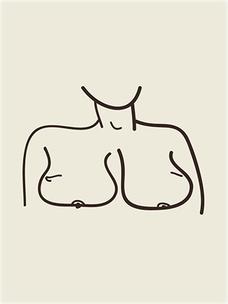 тест по форме груди