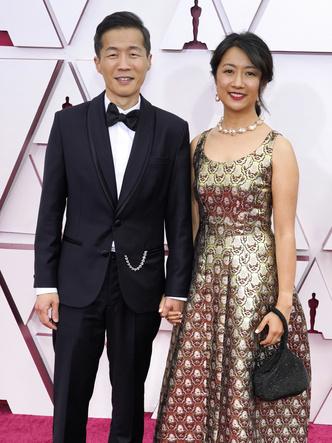 Фото №13 - «Оскар-2021»: самые красивые звездные пары церемонии