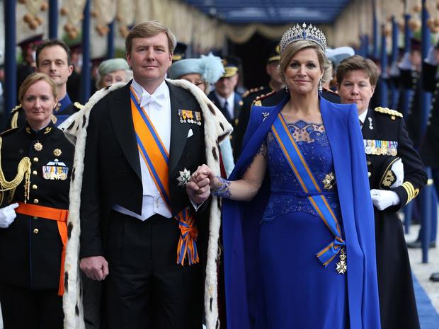 Фото №1 - Спустя 20 лет: зачем король Нидерландов второй раз сделал предложение королеве Максиме