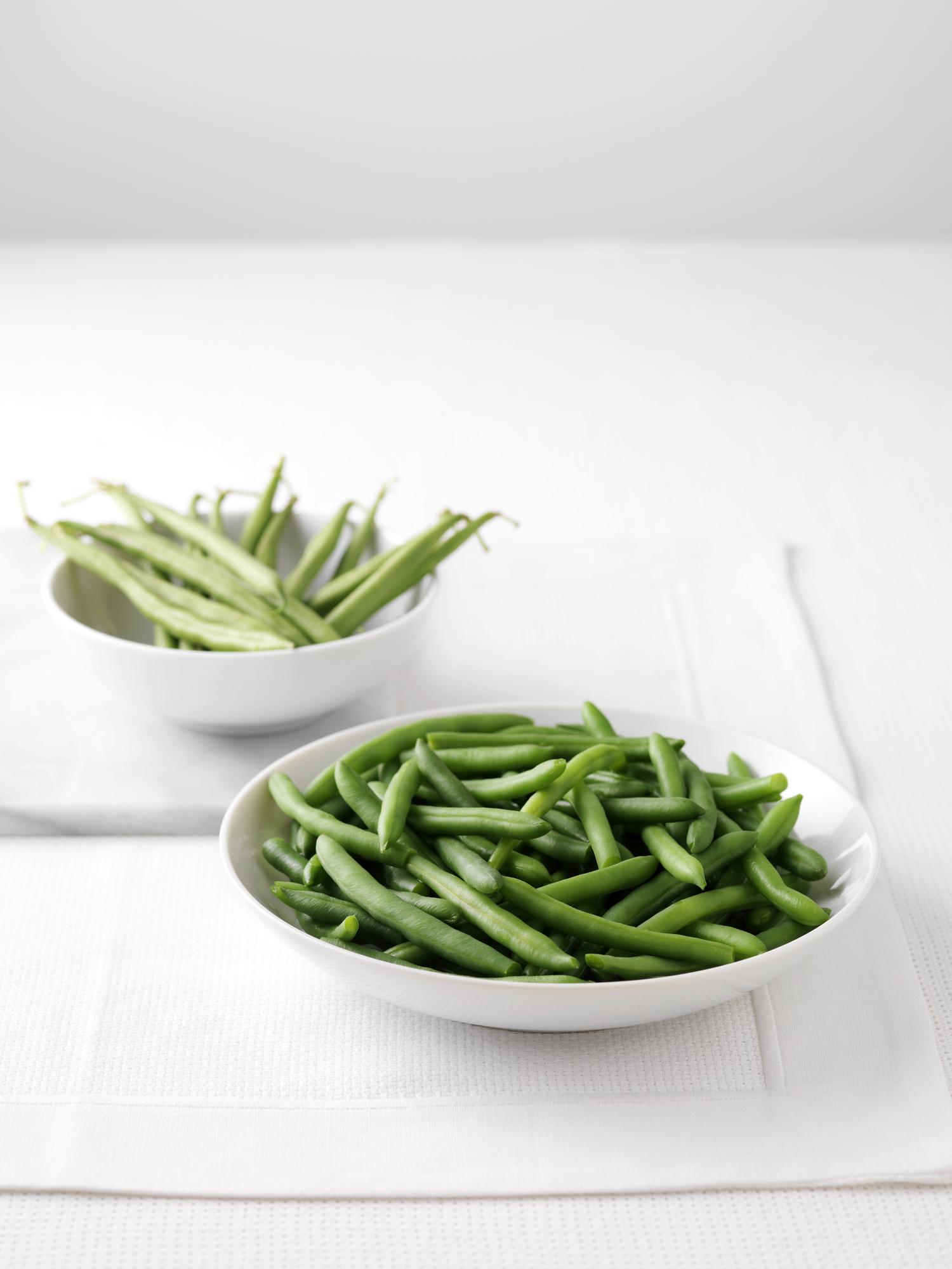 польза зеленой фасоли