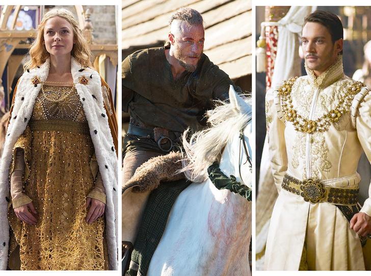 Фото №1 - Ведьмы, викинги и любовь: самые захватывающие сериалы про Средние века