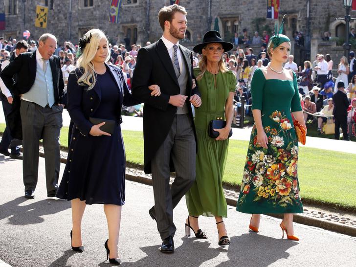 Фото №2 - Почему леди Китти Спенсер не рада, что побывала на свадьбе Сассекских