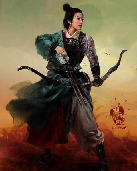 Фото №4 - Не только Мулан: 6 историй женщин-воинов, которые были несправедливо забыты