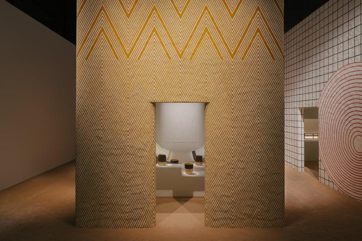 Фото №4 - Новая коллекция Hermès во впечатляющих декорациях Шарлотты Мако Перельман