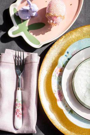 Фото №13 - Украшаем стол к Пасхе: идеи декора от Анны Муравиной