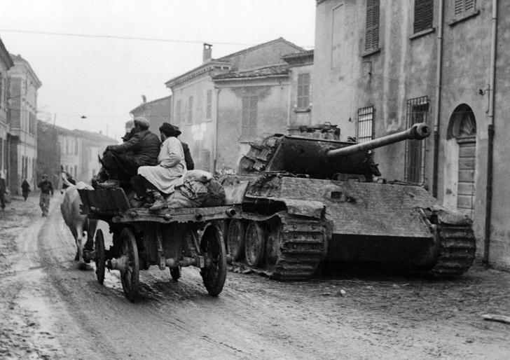 Фото №5 - Багира промахнулась. Почему танк «Пантера» не оправдал ожиданий