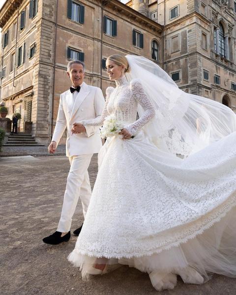 Фото №14 - Самые красивые королевские свадьбы со всего мира 💍