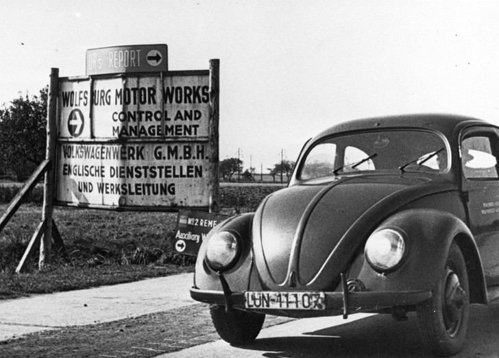Фото №2 - 17 удивительных фактов о Volkswagen в день рождения фирмы