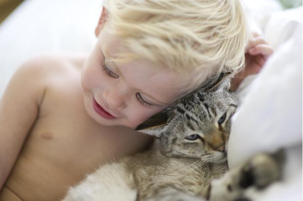 Фото №5 - «Мам, хочу собаку!» 7 веских причин завести ребенку питомца