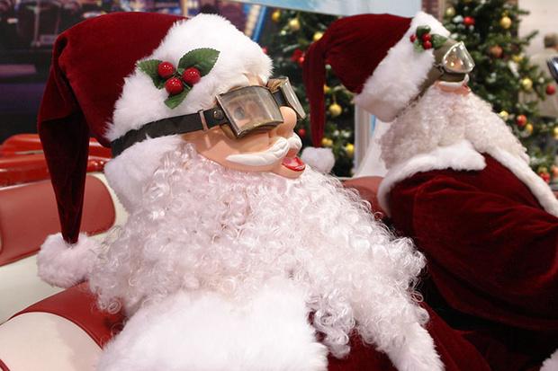 Фото №2 - В Сокольниках отпразднуют настоящее «Классическое Рождество»
