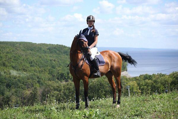 Фото №35 - Девушки на коне: самые романтичные наездницы Ульяновска