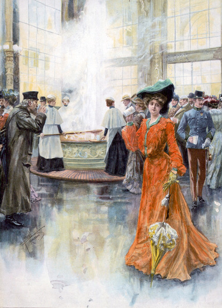 Фото №2 - История самой преданной любви 19 века: Тютчев и «божественная Амалия»