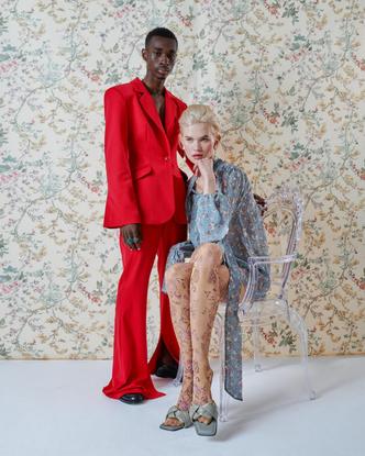 Фото №10 - Мода без пола: почему мужчины в платьях— это нормально