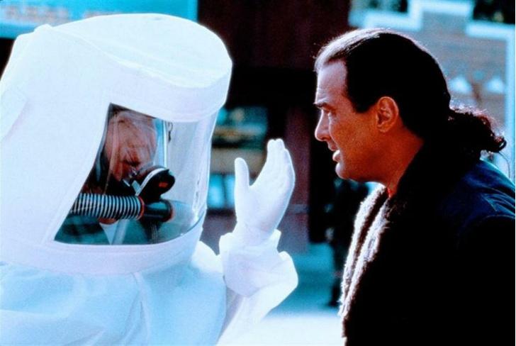 Кадр из фильма «Патриот» (1998)