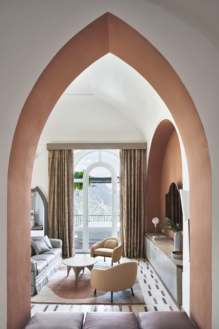 Фото №3 - Сьюты отеля Palazzo Avino по дизайну Кристины Челестино