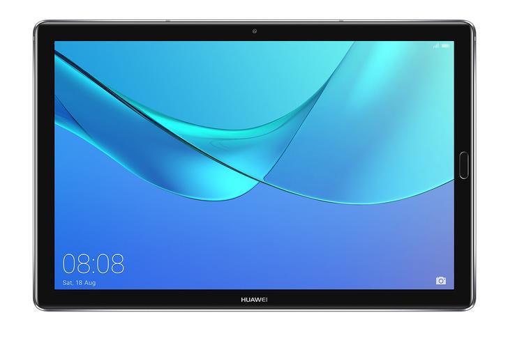 Фото №1 - В Россию пришли планшеты Huawei MediaPad M5