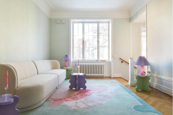 Фото №9 - Салон красоты в пастельных тонах в Стокгольме