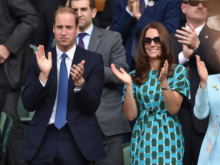 Фото №1 - Виндзоры и Уимблдон: краткая история отношений королевской семьи и тенниса