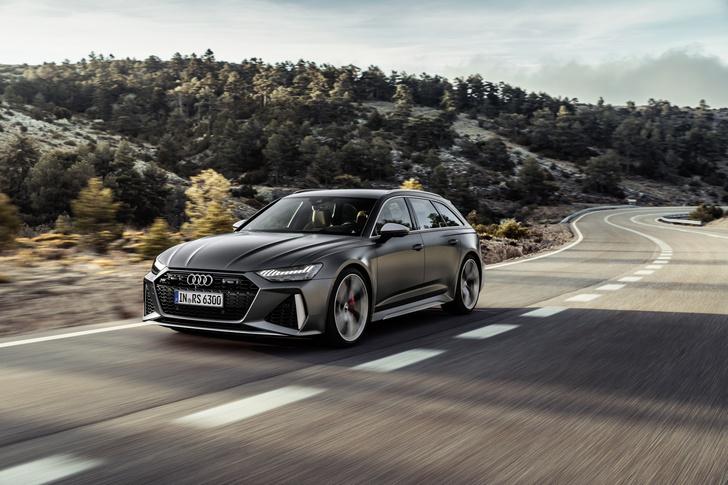 Фото №3 - Другой уровень: новые автомобили Audi