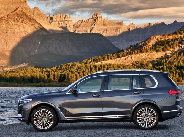 Фото №3 - Восемь убойных фактов о BMW X7
