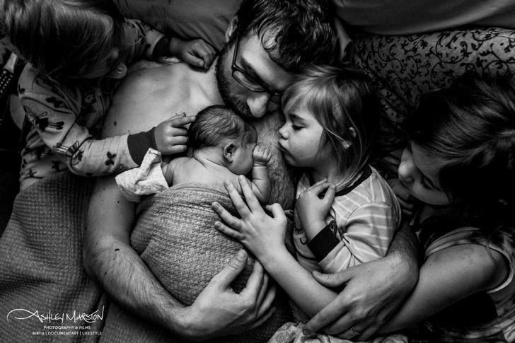 лучшие фотографии родов— 2021, как выглядят роды