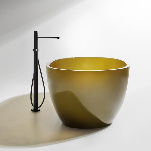 Фото №5 - Полное погружение: ТОП-10 отдельно стоящих ванн