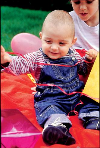 Фото №4 - Первый день рождения