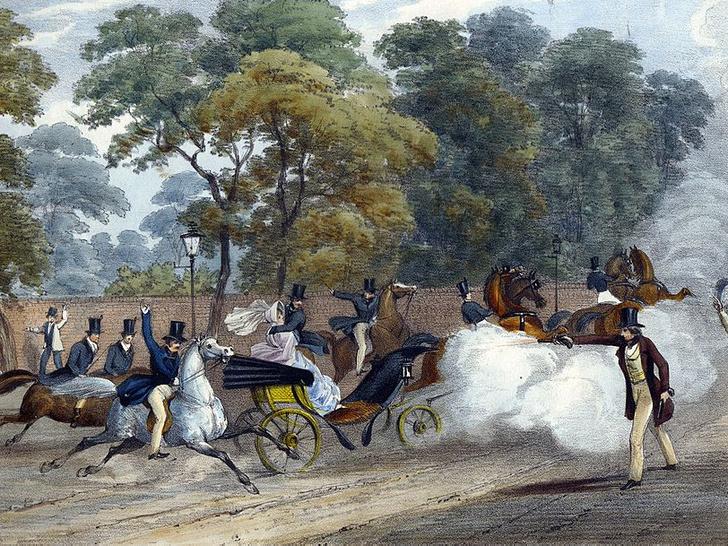 Фото №2 - Мишень— монарх: как королева Виктория стала приманкой для безумного убийцы (и помогла полиции его поймать)