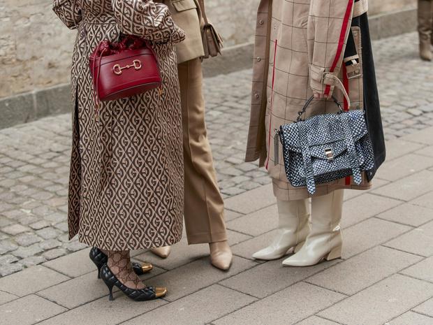 Фото №3 - Новые правила стиля: нужно ли подбирать сумку к обуви
