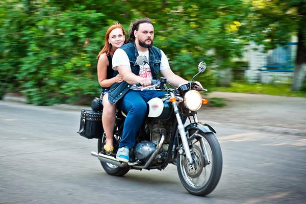 Фото №21 - Байкеры Ульяновска: 15 признаний в любви мотоциклу