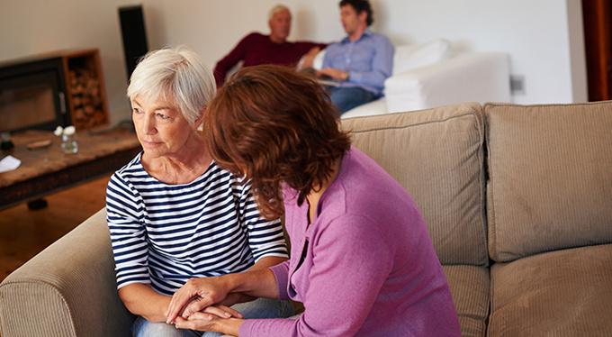 Боимся сообщить пожилым родителям о разводе