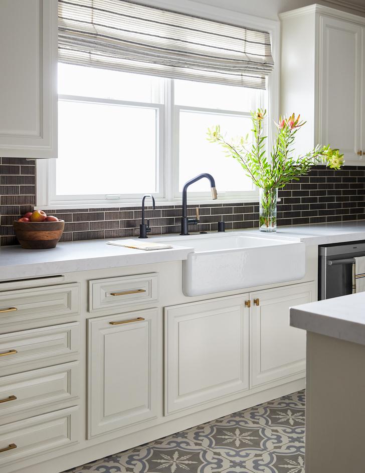 Фото №1 - Эргономика кухни: 5 советов дизайнера