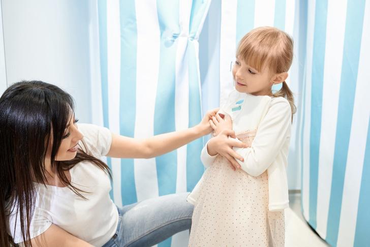 какие материалы в одежде могут нанести вред ребенку