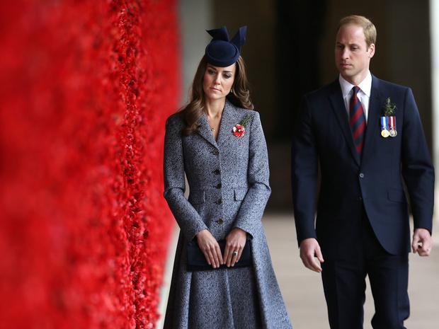 Фото №2 - Почему время после рождения Джорджа стало самым тяжелым для Кейт
