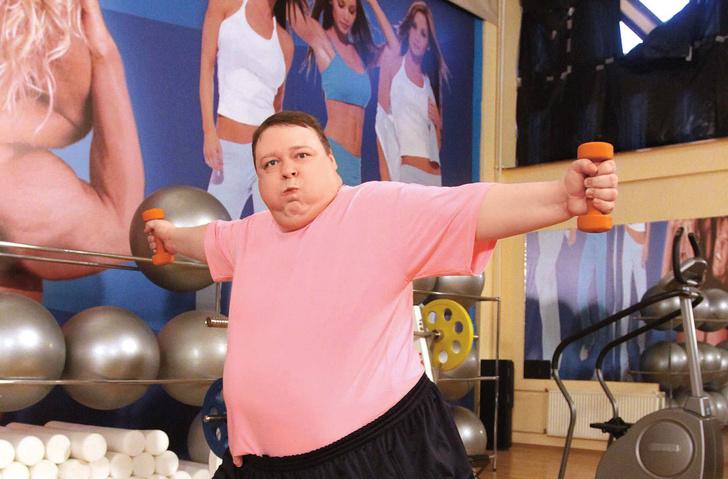 Фото №1 - Александр Семчев рассказал, как похудел на 40 килограммов