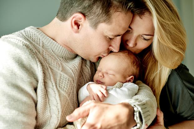 Фото №1 - Новорожденную девочку назвали шестью именами сразу