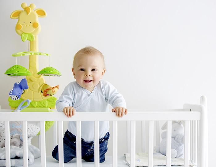 Фото №1 - Как подобрать правильную игрушку для младенца