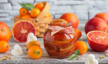 Варенье из апельсиновых долек с кардамоном