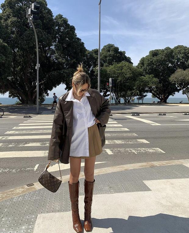 Фото №3 - Всего одна вещь, которая должна быть у вас в гардеробе этой весной: показывает стилист София Коэльо
