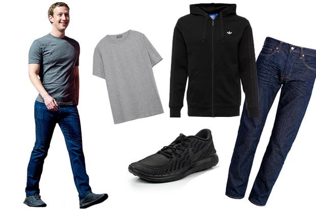 Фото №1 - 50 футболок серого, или Почему Цукерберг любит джинсы и майки