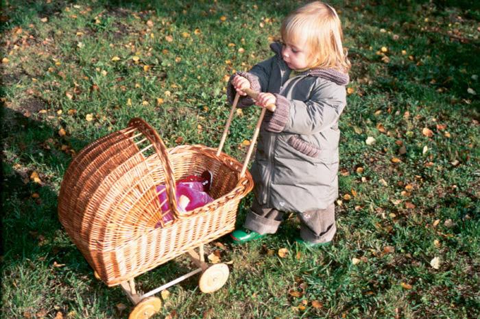 Фото №1 - Кукла – ключ к двери во взрослую жизнь