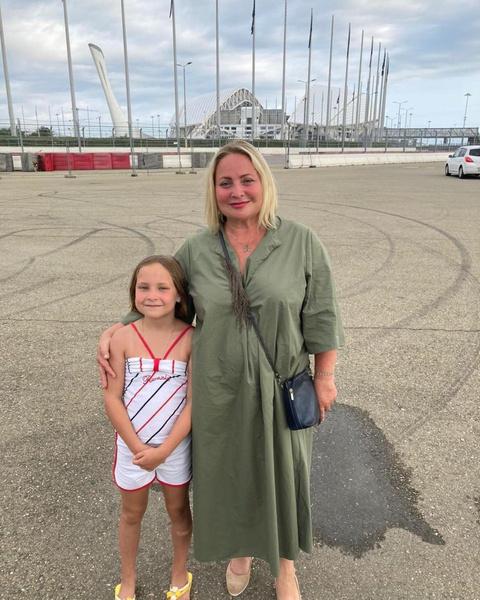 Фото №2 - Светлана Пермякова показала дочь, которая растет ее копией