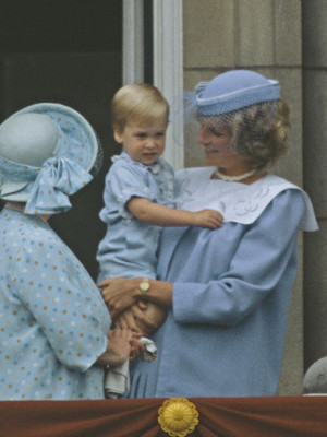 Фото №9 - Общий гардероб: 10 раз, когда Джордж, Шарлотта и Луи носили одежду друг друга